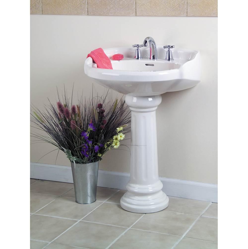 Bathroom Sinks Pedestal Bathroom Sinks | Excel Plumbing Supply and ...