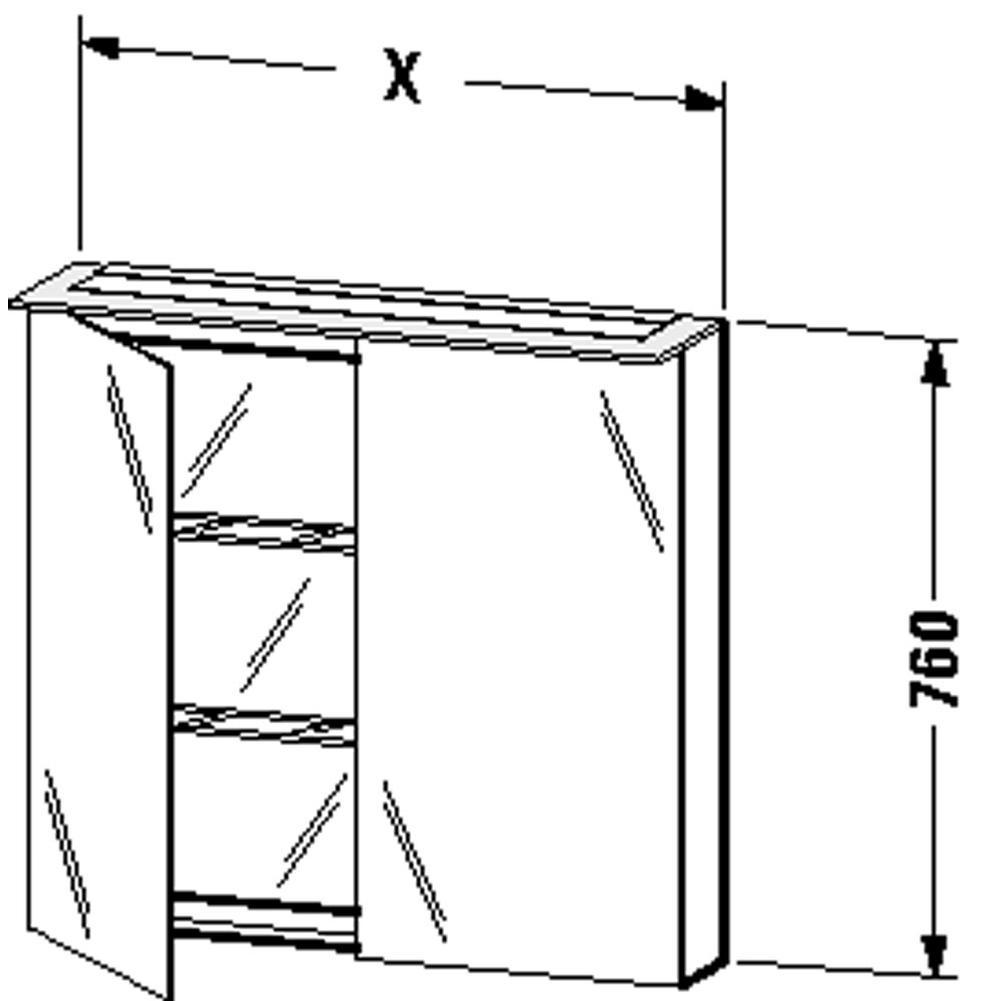 $2,435.00   $2,580.00. XL759401818 · Duravit; XL Mirror Cabinet ...